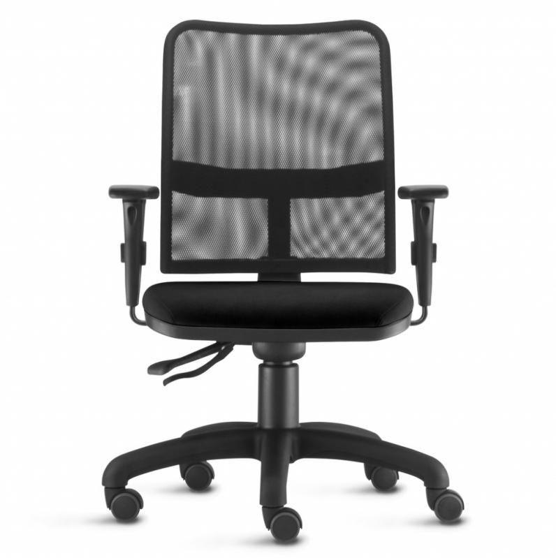 Cadeira Corporativa para Gerente Valor Botafogo - Cadeira Corporativa Operacional