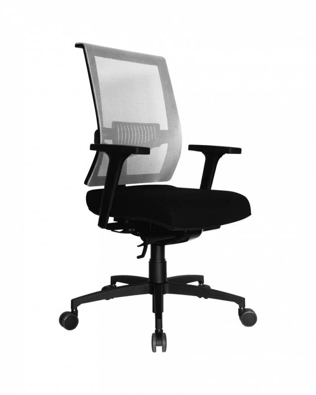 Cadeira Corporativa para Gerente Gericinó - Cadeira Corporativa Operacional
