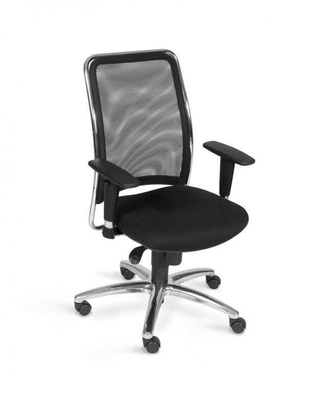 Cadeira Corporativa para Reunião Valor Interlagos - Cadeira Corporativa Operacional