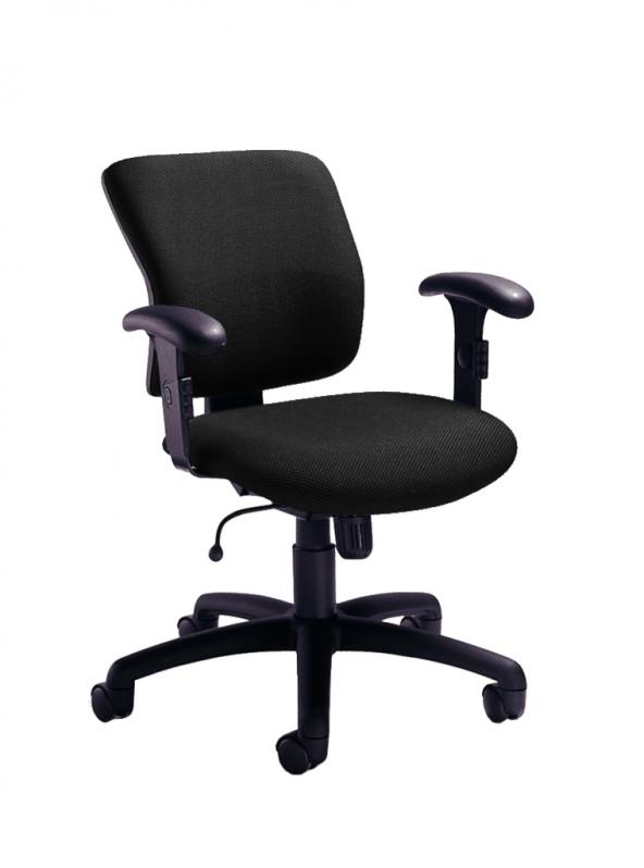 Cadeira Corporativa para Staff Valor Cardeal - Cadeira Ergonômica Corporativa
