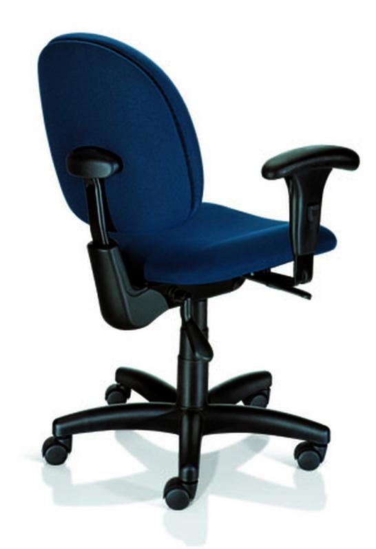 Cadeira de Escritório com Braço Orçamento Americana - Cadeira de Escritório Diretor