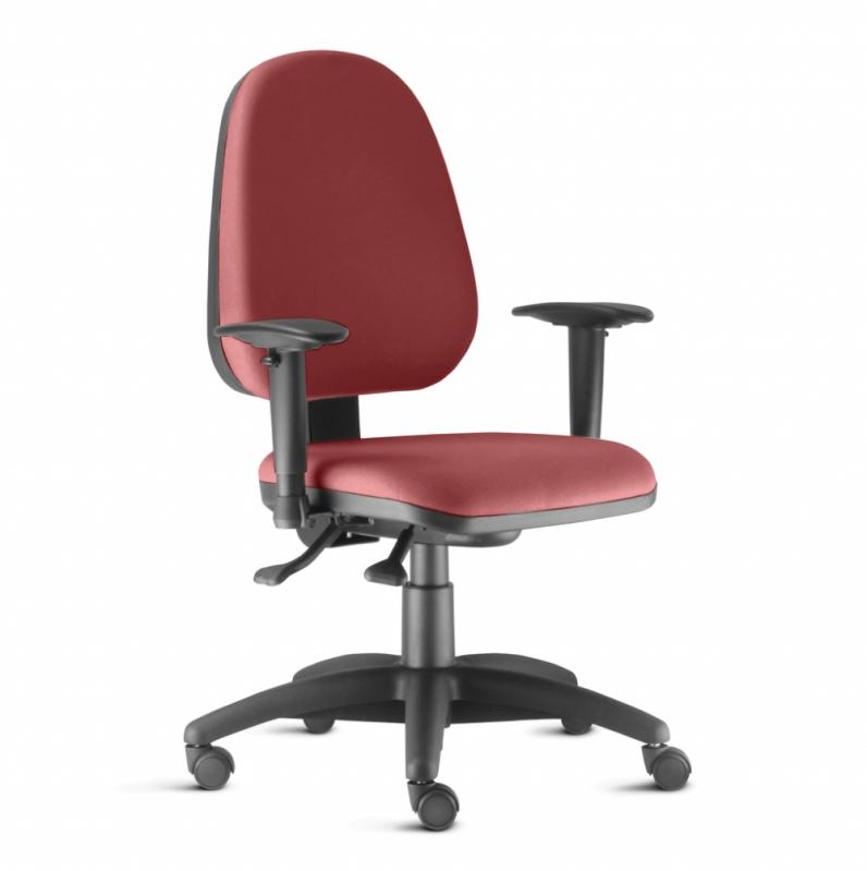 Cadeira de Escritório Secretária Anchieta - Cadeira de Escritório Diretor