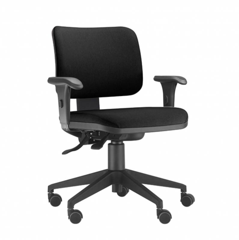 Cadeira Giratória de Escritório Preço Campo Limpo Paulista - Cadeira para Escritório Giratória Tipo Executiva