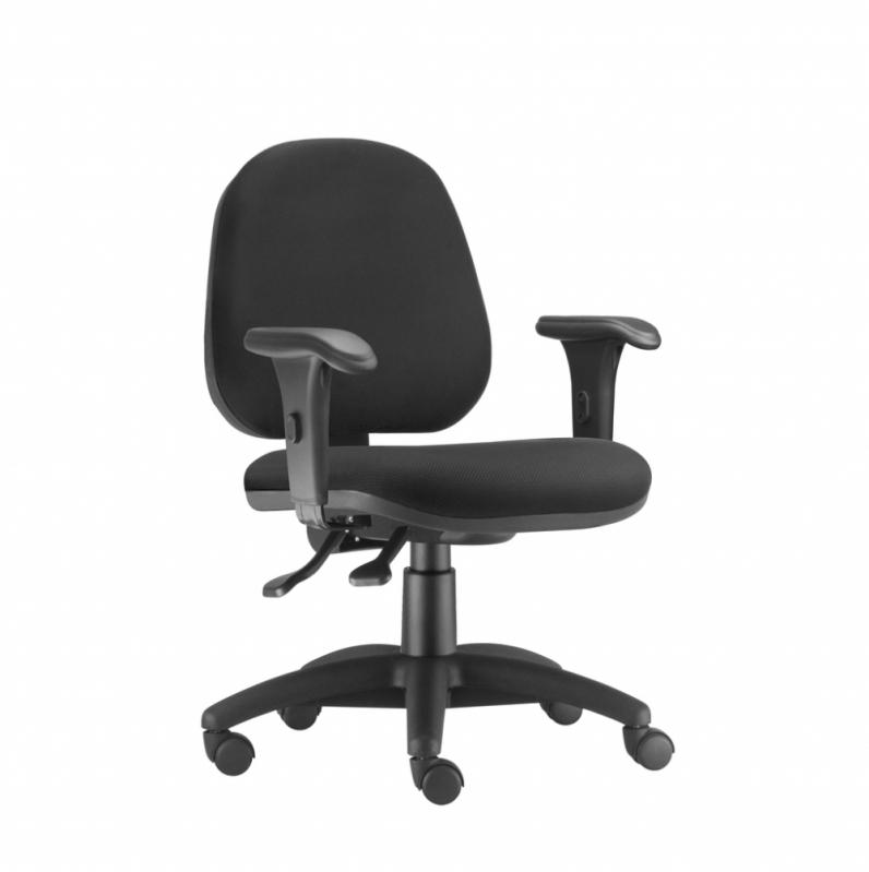 Cadeira Giratória de Escritório Jundiaí - Cadeira para Escritório Giratória Tipo Executiva