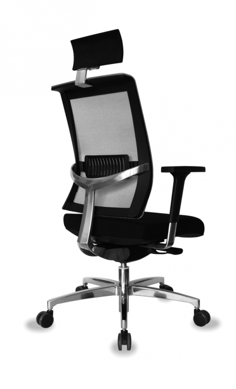 Cadeira Giratória Executiva de Escritório Jardim São Paulo - Cadeira para Escritório Giratória Tipo Executiva