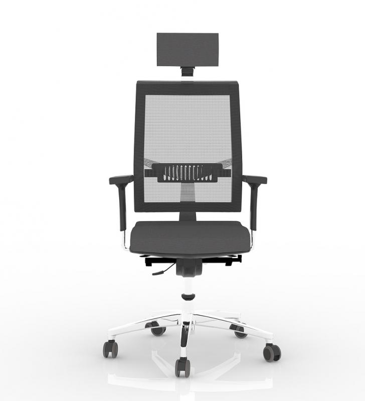 Cadeira para Escritório Giratória Presidente Preço Penha - Cadeira para Escritório Giratória Tipo Executiva