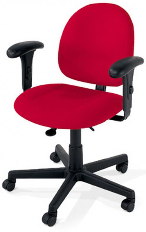 Cadeira Simples de Escritório Preço Água Funda - Cadeira de Escritório Reclinável