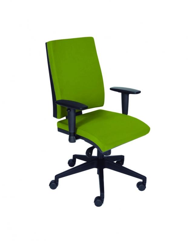 Cadeiras Corporativas com Rodízio Parelheiros - Cadeira Corporativa Operacional