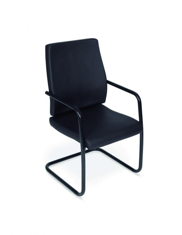 Cadeiras Corporativas Fixas Cardeal - Cadeira Corporativa Operacional