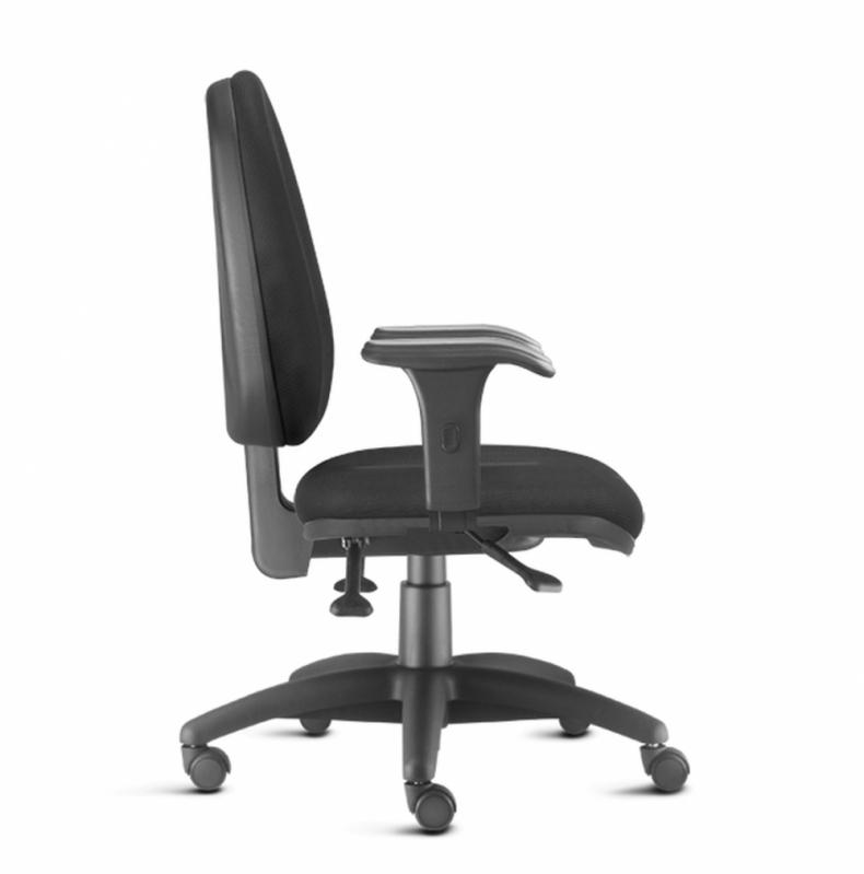 Comprar Cadeira Corporativa Braço Regulavel Grande Méier - Cadeira Corporativa Operacional