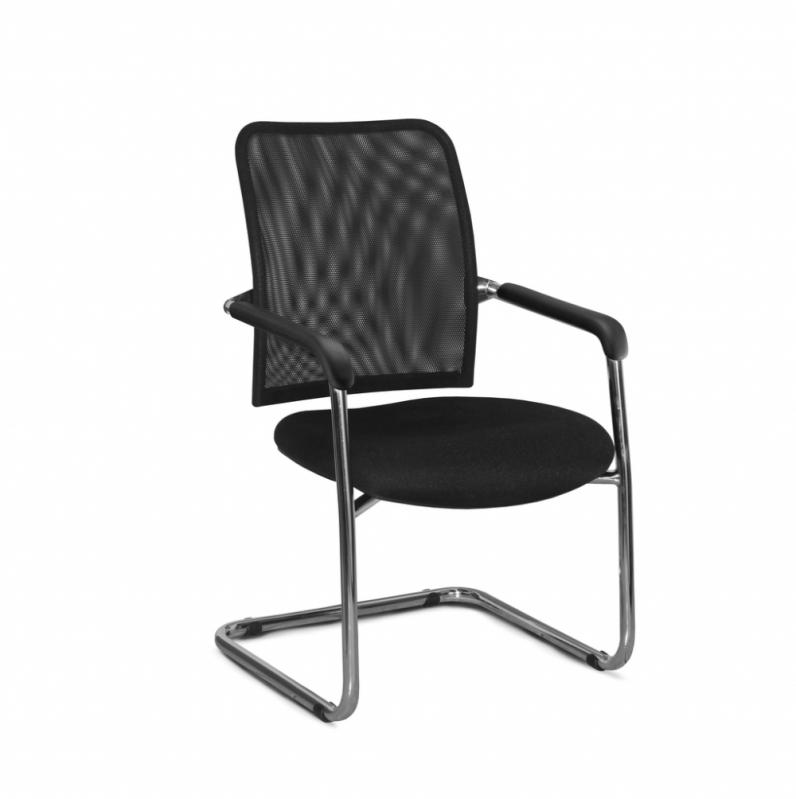 Comprar Cadeira Corporativa Fixa Manguinhos - Cadeira Ergonômica Corporativa
