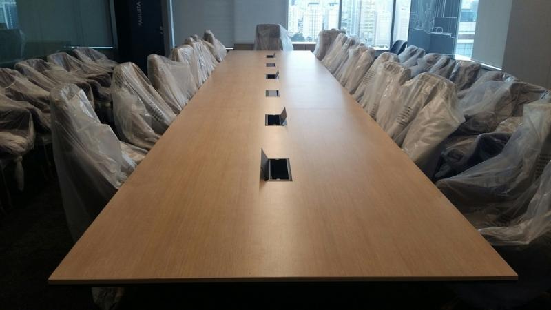 Comprar Mesa para Sala Reunião Batatuba - Mesa Grande para Sala de Reunião