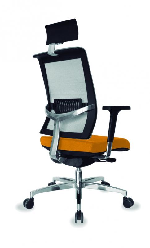 Loja de Cadeira Giratória Executiva Escritório Bela Vista - Cadeira para Escritório Giratória Transparente