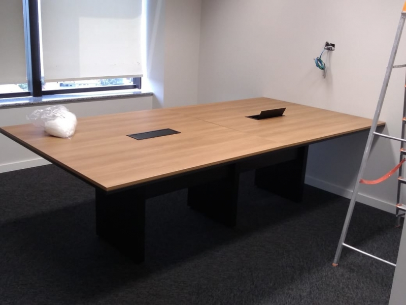 Mesa para Sala Reunião Valor Parque Anhembi - Mesa Grande para Sala de Reunião