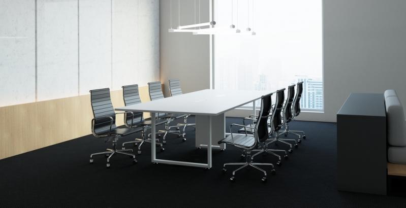 Mesas Modulares para Sala de Reunião Preço Penha - Mesa Grande para Sala de Reunião
