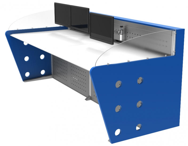 Mobiliário Técnico com Suporte de Monitor Barata Barueri - Mobiliário Técnico com Suporte de Monitor