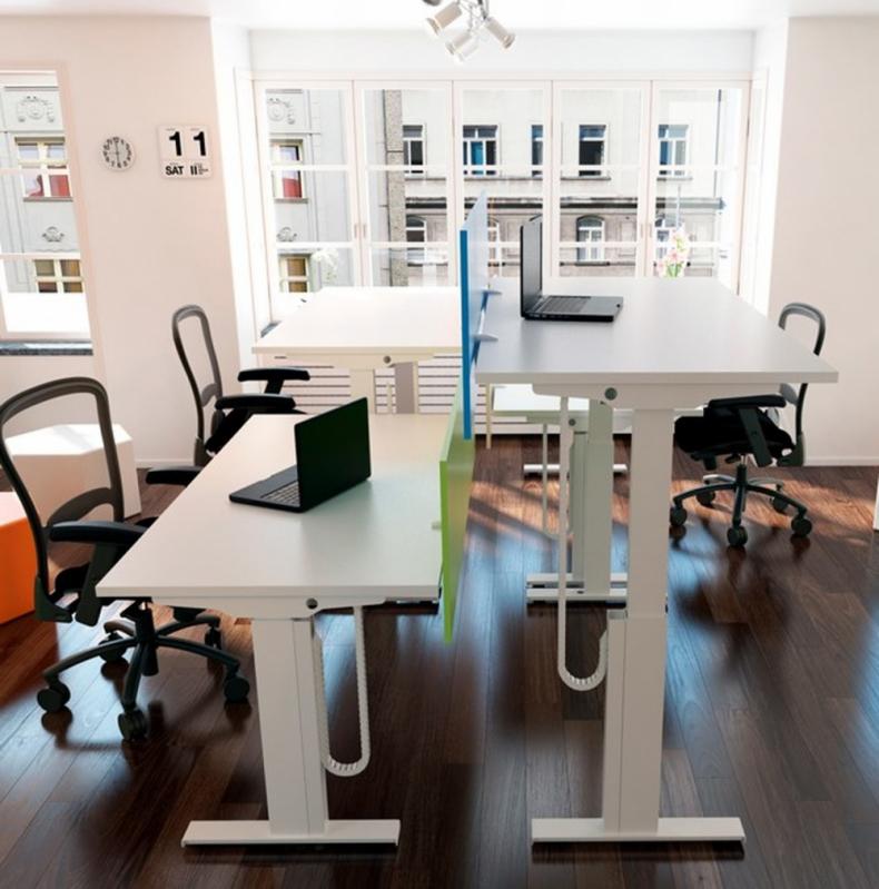 Mobiliário Técnico Elevatória Alto do Pari - Mobiliário Técnico com Regulagem de Altura
