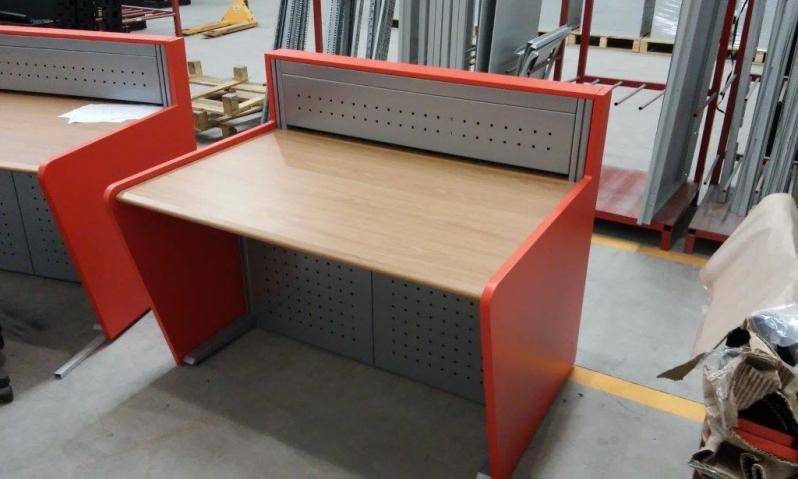 Mobiliário Técnico para Sala de Operação Vista Alegre - Mobiliário Técnico com Regulagem de Altura