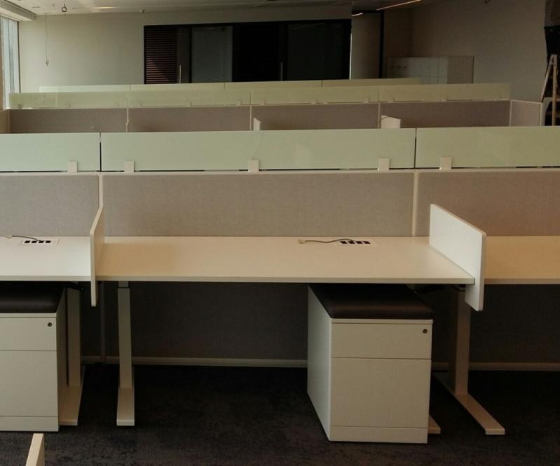 Mobiliários Técnicos com Regulagem de Altura Santo André - Mobiliário Técnico para Sala de Monitoramento