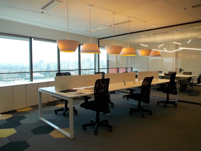 Plataforma Escritório Empresa Parelheiros - Plataforma para Escritório para Trabalho
