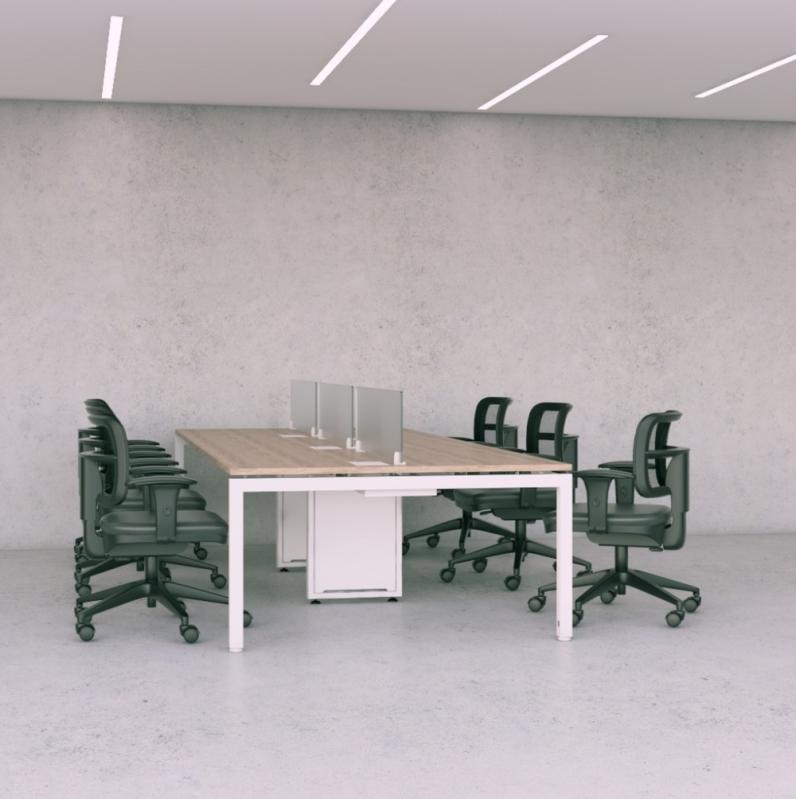 Plataforma para Escritório para Trabalho Preço Real Parque - Plataforma de Trabalho Escritório