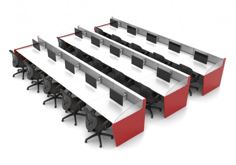 Preços de Mobiliário Técnico Customizado Parelheiros - Mobiliário Técnico com Suporte de Monitor