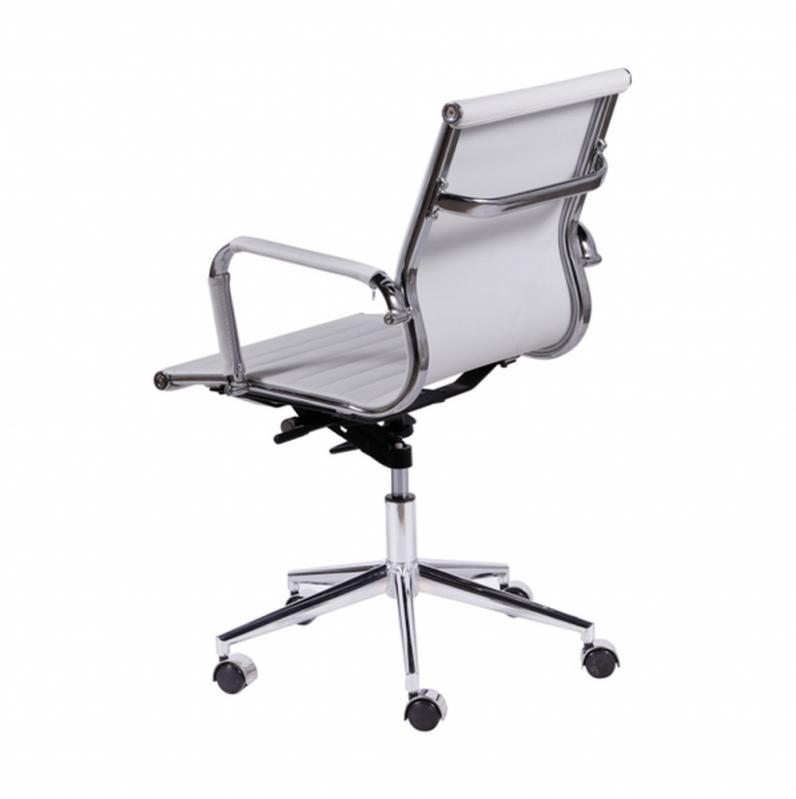 Quanto Custa Cadeira Branca de Escritório Vargem Grande Paulista - Cadeira de Escritório Diretor