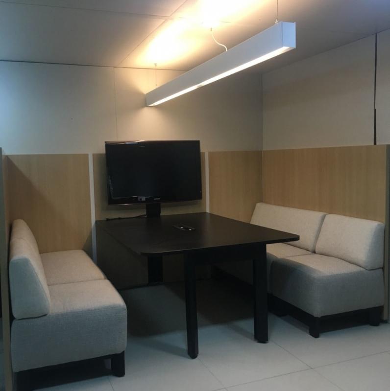 Quanto Custa Mesa de Sala de Reunião Volta Redonda - Sala de Reunião com Mesa Redonda
