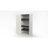 armário de arquivo para escritório sob medida Parque Peruche