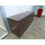 armário pequeno para escritório preço Santo André