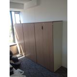 armário planejado para escritório GRANJA VIANA
