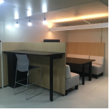 bancada escritório de madeira preço Parque São Rafael