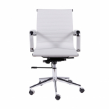 cadeira branca de escritório preço São Domingos