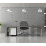 cadeira de escritório presidente luxo