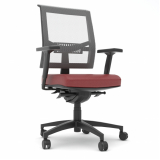 cadeira de escritório presidente couro preço Rocha