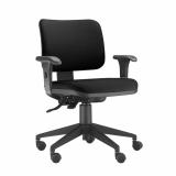 cadeira giratória reclinável