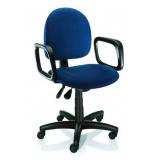 cadeira giratória com apoio de braço preço Boituva