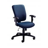 cadeira giratória com apoio de braço
