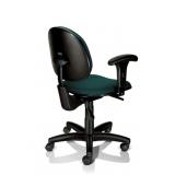 cadeira giratória com braço regulável valor Lins de Vasconcelos