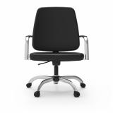 cadeira giratória para 150 kg escritório