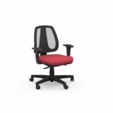 cadeira giratória secretária com braço preço Cachoeirinha