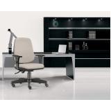 cadeira para escritório base giratória preço Piraí