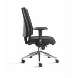 cadeira para escritório base giratória Pedreira