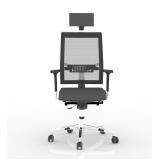 cadeira para escritório giratória presidente preço Jundiaí