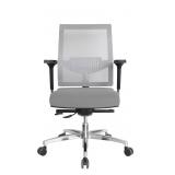 cadeira para escritório giratória presidente preços Anchieta