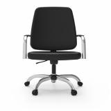 cadeira para escritório giratória presidente Granja Julieta