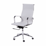 cadeira presidente branca preços Pirituba