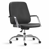 cadeiras corporativas para gerente Mendonça