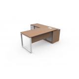 comprar mesa de escritório moderna Cacuia
