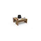 comprar mesa de madeira para escritório Itaboraí